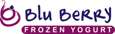 Blu Berry Frozen Yogurt